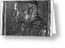 Sir Ronald Ross (1857-1932) Greeting Card