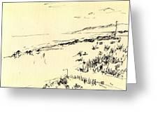 Sketch Greeting Card