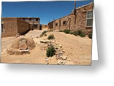 Sky City Acoma Pueblo Greeting Card