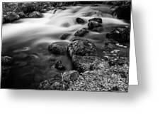 Slow Creek Greeting Card