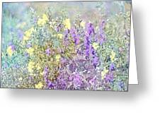 Sommer Meadow Greeting Card