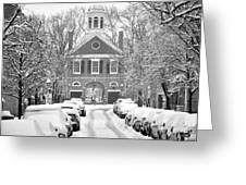 South Street Headhouse  Greeting Card