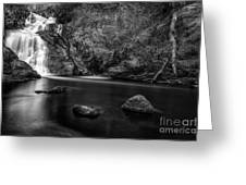 Spectacle E'e Waterfall Greeting Card