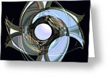 Spinners 7 Greeting Card