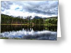Sprague Lake Greeting Card