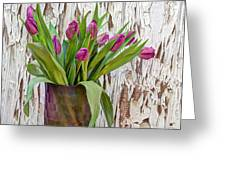 Spring Delight Greeting Card