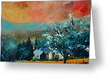 Spring In Gendron Greeting Card