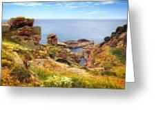 St Brelade - Jersey Greeting Card
