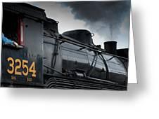 Steam Power Greeting Card