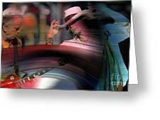 Steven Tyler  Greeting Card