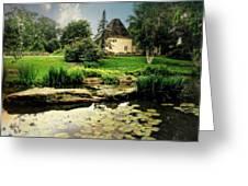 Stone Crop Gardens Greeting Card