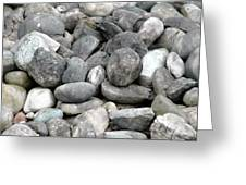 Stonescape Greeting Card
