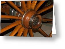 Studebaker Centennial Wagon Greeting Card