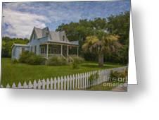 Sullivan's Island House Greeting Card