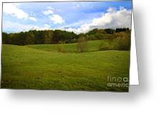 Sunny Hill Greeting Card