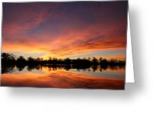 Sunrise 7 Greeting Card