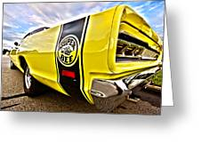 Super Close Super Bee  Greeting Card