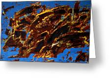 Symphony No. 8 Movement 20 Vladimir Vlahovic- Images Inspired By The Music Of Gustav Mahler Greeting Card