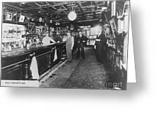 Tavern Greeting Card