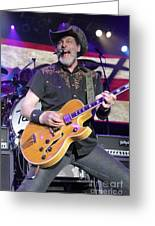 Ted Nugent Greeting Card