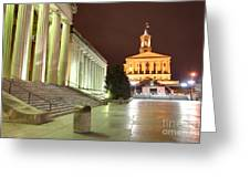 Tennessee State Capitol Greeting Card