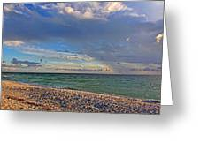 The Beach - Florida Beaches Greeting Card