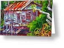 The Camp Bayou Greeting Card