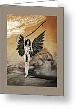 The Exterminating Angel Greeting Card
