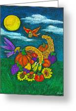 The Harvest Greeting Card