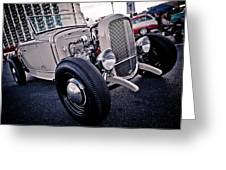 The Hot Rod Greeting Card