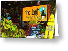The Joint Greeting Card