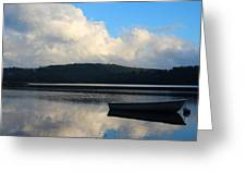 The Lake Greeting Card