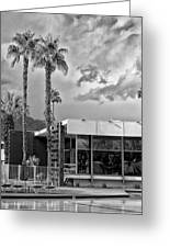 The View Palm Springs Greeting Card