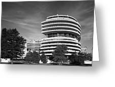 The Watergate Hotel - Washington D C Greeting Card