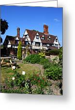 The Weavers Southborough Kent Greeting Card