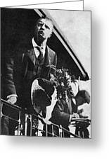 Theodore Roosevelt (1858-1919) Greeting Card