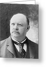 Thomas Brackett Reed (1839-1902) Greeting Card