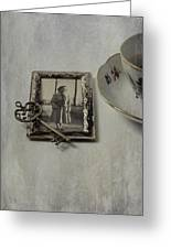 Time For Coffee Greeting Card