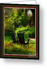 Time For Coffee Greeting Card by Susanne Van Hulst