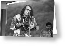Tiny Tim Greeting Card