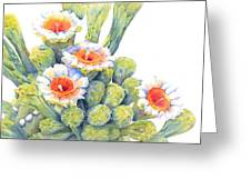 Top Bloomers Greeting Card