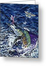 Top Sail Greeting Card