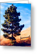 Tower Of Strength Greeting Card by Ron Regalado