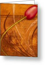 Tulips Are People Xi Greeting Card