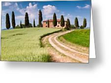 Tuscan Classic Greeting Card