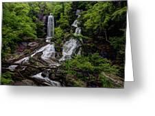 Twin Falls Greeting Card