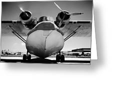 United States Navy Pby Catalina 1942 Greeting Card