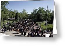 University Of Virginia Graduation Greeting Card
