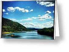 Upstate Ny Greeting Card