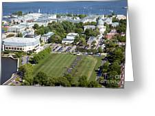 Us Naval Academy Greeting Card